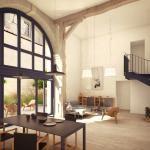 immobilier la rochelle interieur programme malraux