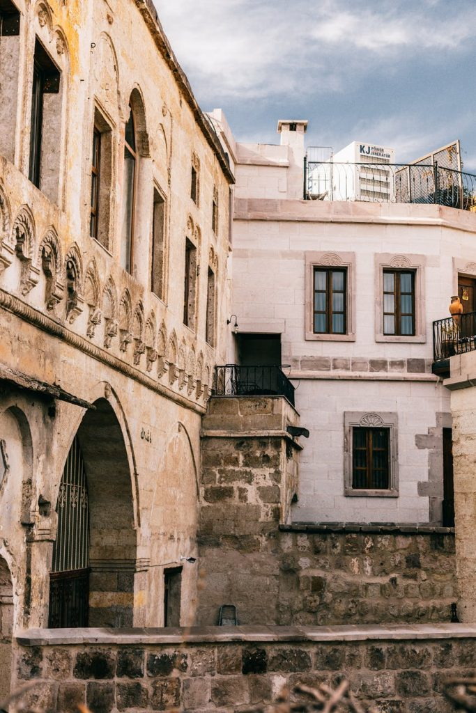 comparatif immeuble facade