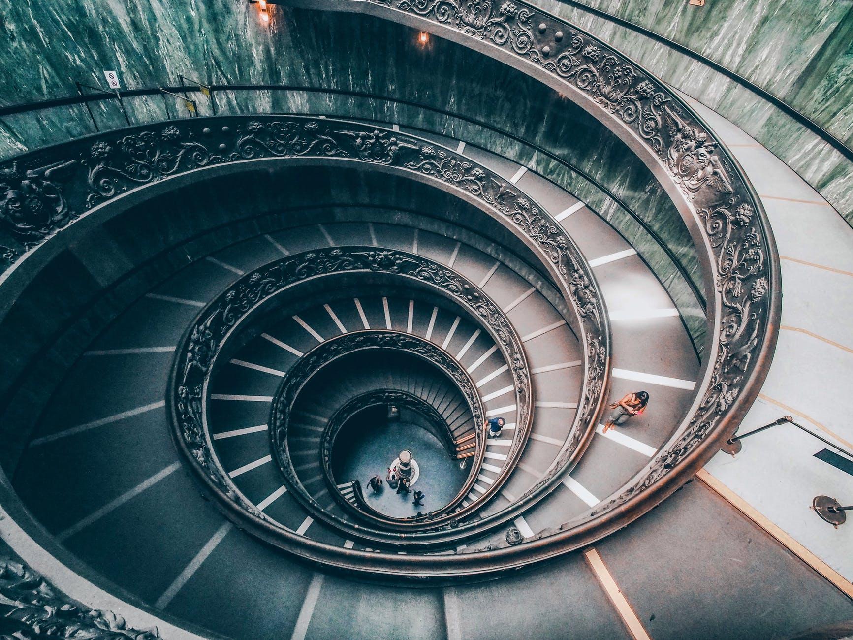 dispositif malraux escalier