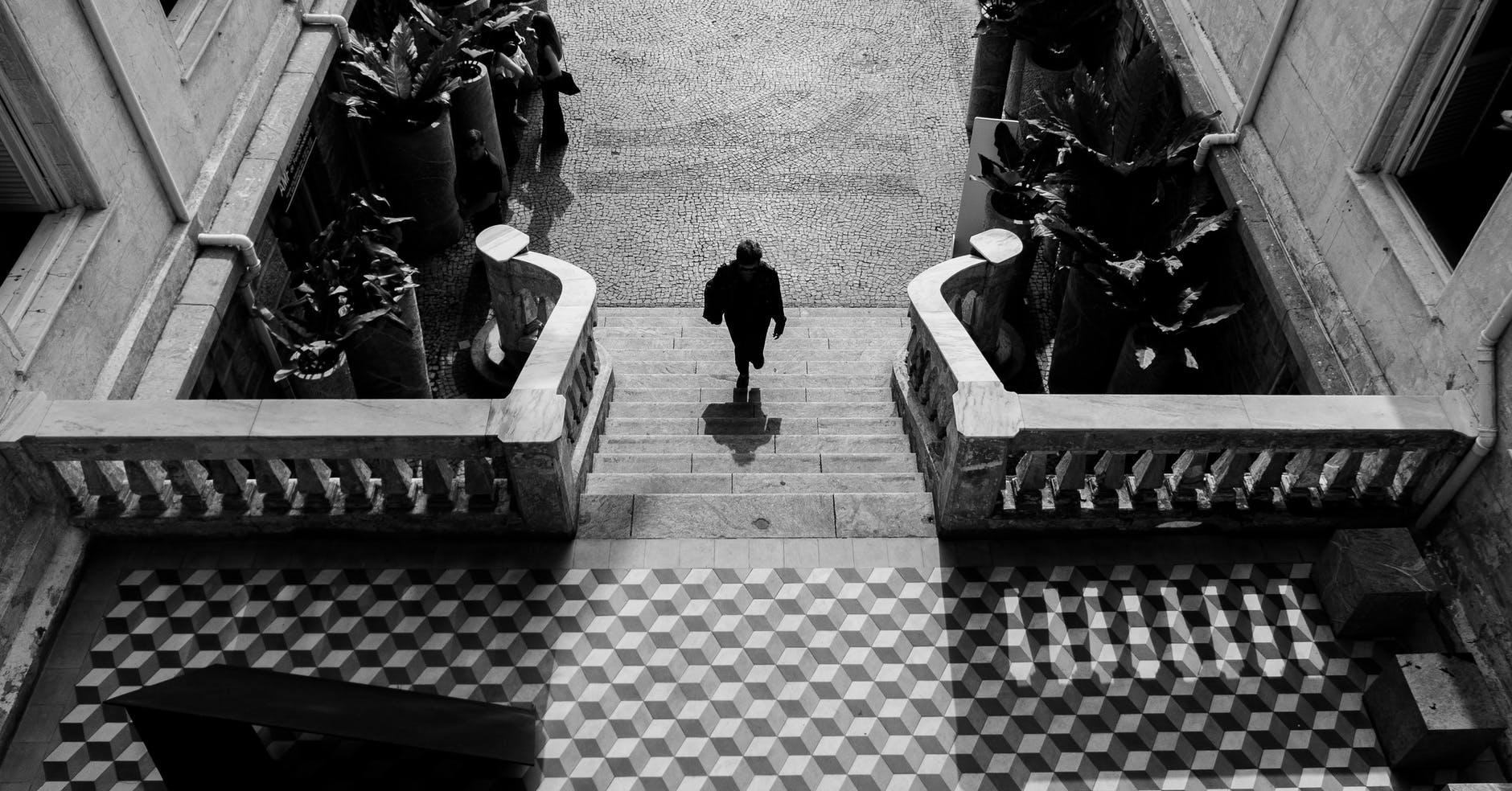 loi malraux 1962 escalier