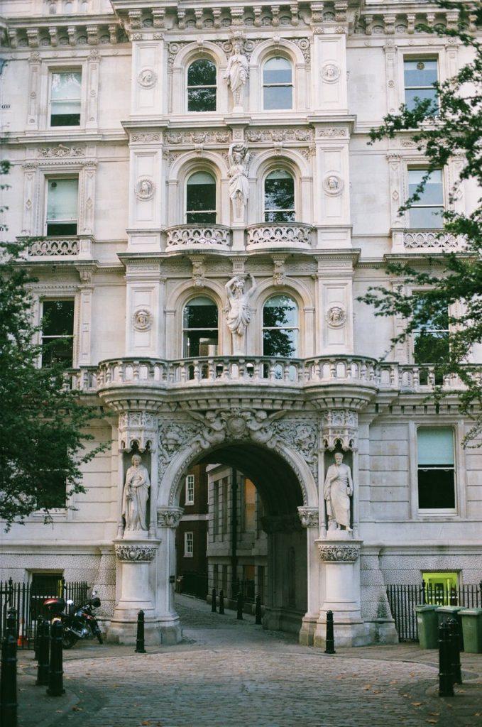 classé monument historique immeuble