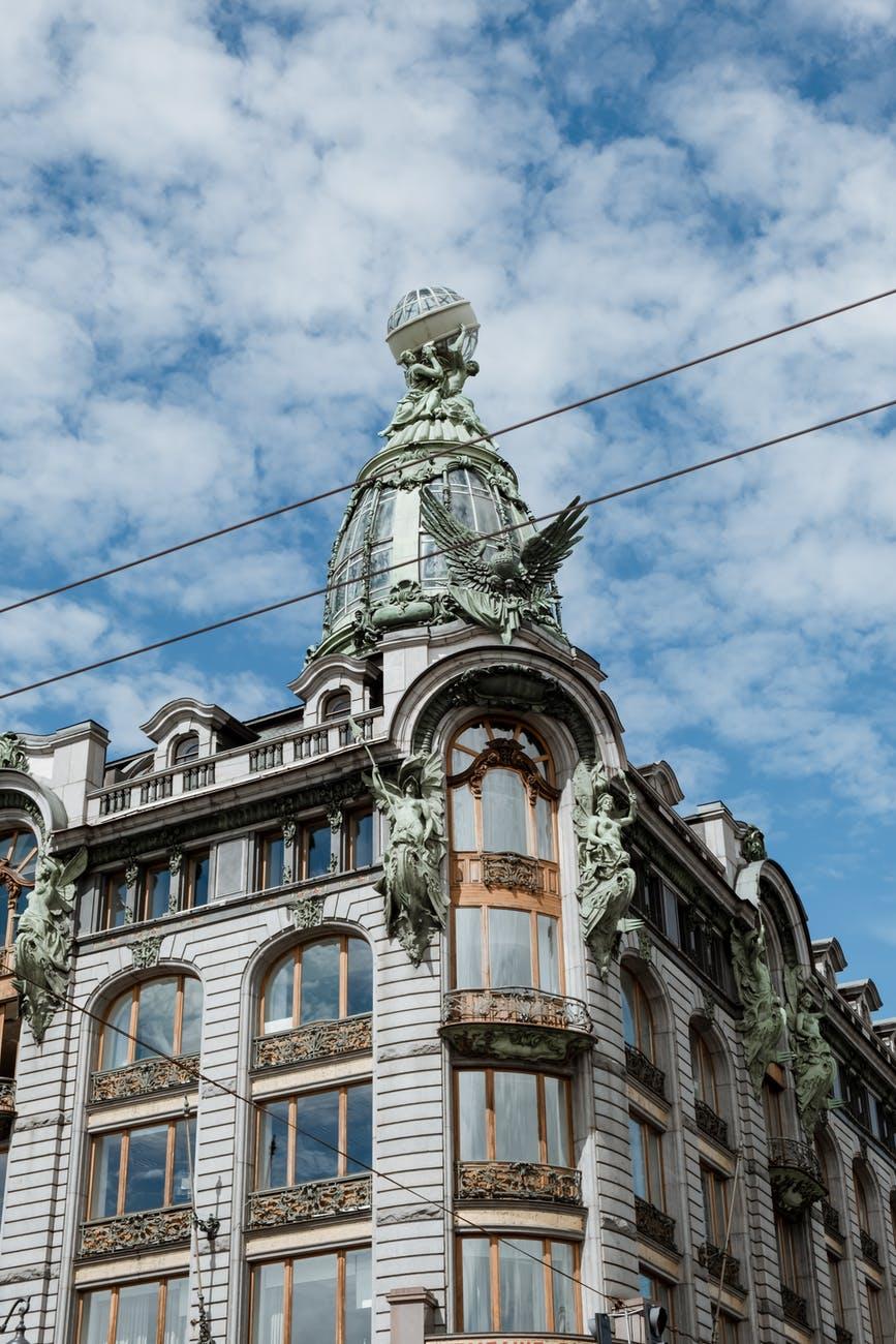 classé monument historique immeuble toits
