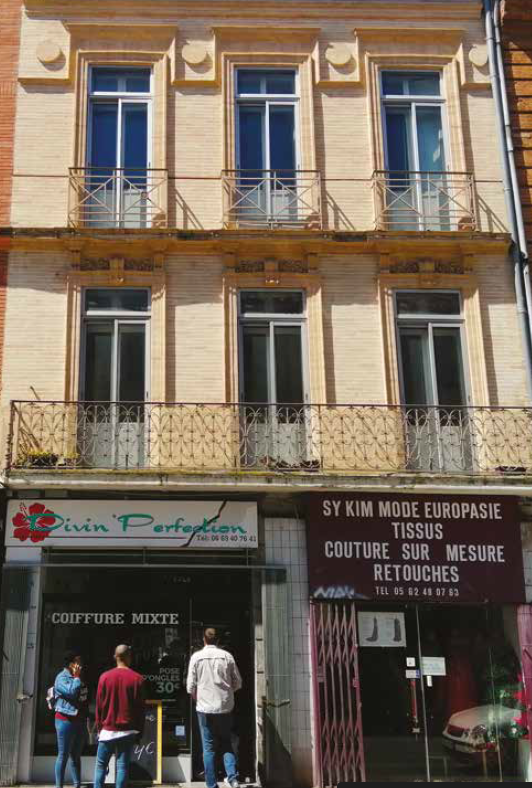 df programme Toulouse