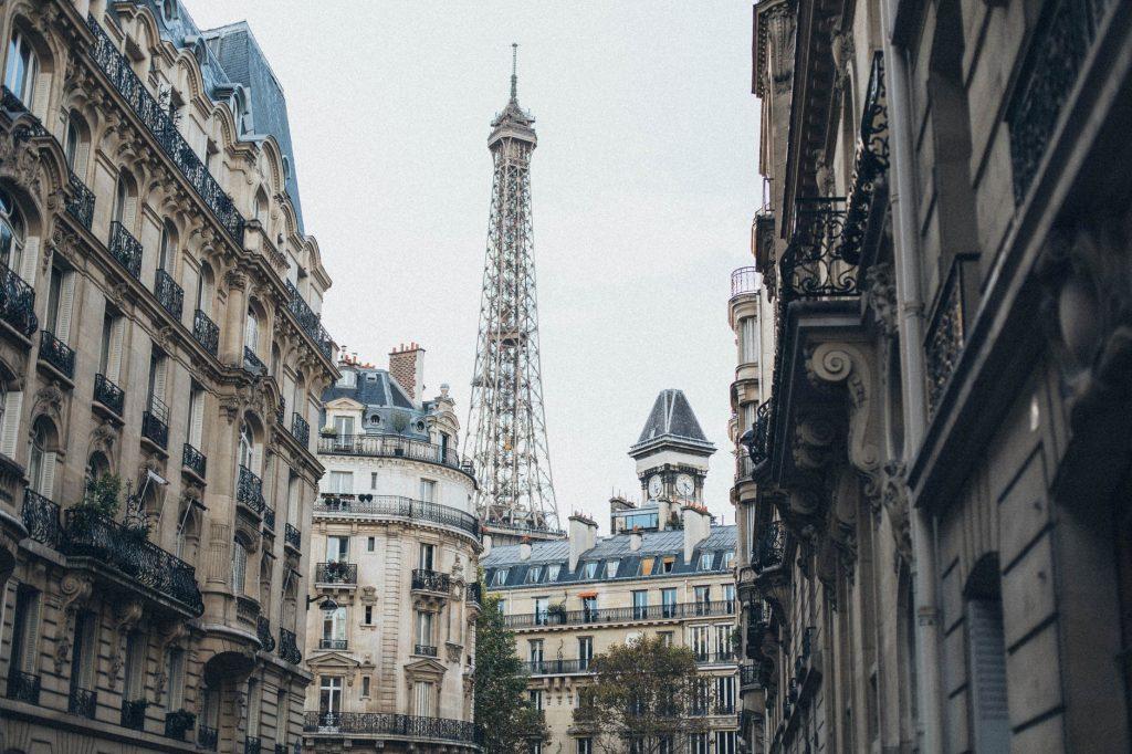 marché immobilier paris rues tour eiffel